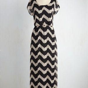 ModCloth Miracle Maxi Dress